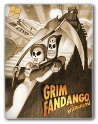 Grim Fandango Remastered (2015) PC | RePack от XLASER