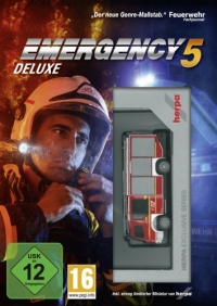 Emergency 5 Deluxe Edition (2014) PC | RePack от xatab