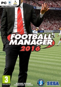 Football Manager 2016 (2015) PC | RePack