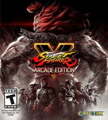 Street Fighter V: Arcade Edition [v 5.012 + DLCs] (2016) PC | Лицензия