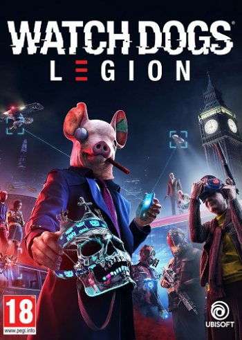 Watch Dogs: Legion - Ultimate Edition (2020) PC | Лицензия