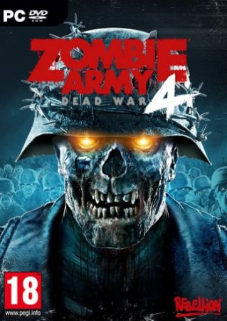 Zombie Army 4: Dead War - Super Deluxe Edition (2020) PC | Лицензия