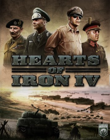 Hearts of Iron IV: Field Marshal Edition [v 1.9.3 + DLC's] (2016) PC | RePack от xatab