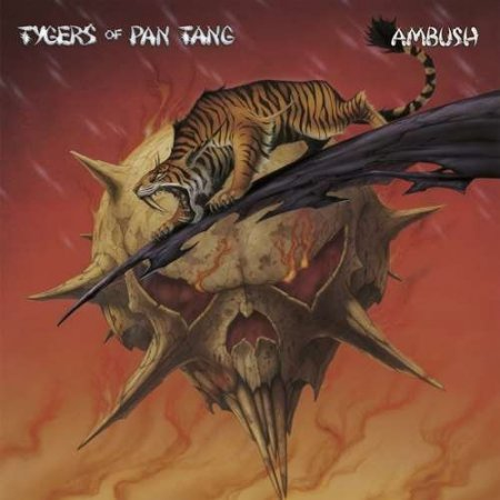 Tygers Of Pan Tang - Ambush [Remastered] (2012/2020) FLAC