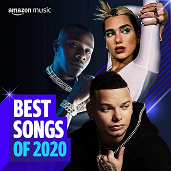 VA - Amazon Music Best Songs Of 2020 (2020) FLAC